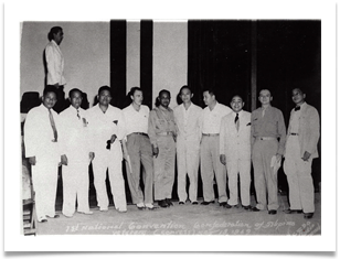 1st National Convention Confederation of Filipino Veterans 1949